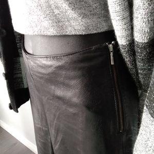 🌟NWOT DANIER LEATHER Pants
